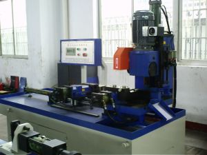 CNC Metal Pipe and Tube Cutting Machine GM-Ad-350CNC pictures & photos