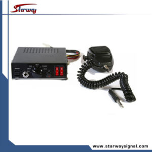 Police Vehicle Electronic Siren Series with Microphone (CJB100PD) pictures & photos