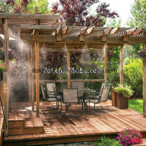 Ilot Portable 15 Meters 1/4inch Thread Outdoor Mist Cooling Kit System pictures & photos