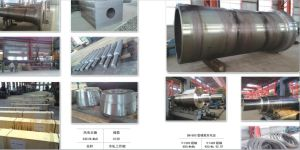Stern Tube Marine Shaft Tube Forged Shaft Tube pictures & photos