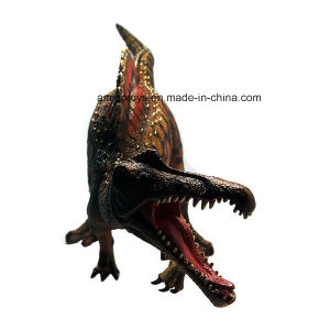 New Design Dinosaur Toy in Plastic Filled with Cotton for Collectible and Fun pictures & photos