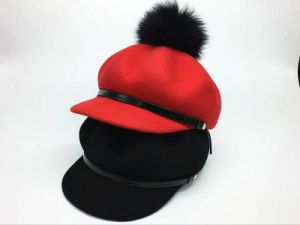 Wholesale Beanie Fashion New Style Lady Hat with Decoration pictures & photos