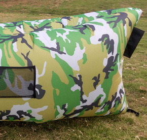 Newestly Lazy Sofa Cool Camouflage Inflatable Air Sofa (B035) pictures & photos
