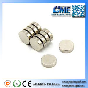 Neodymium Disc Magnet for Phone Magnet Strong Magnet pictures & photos