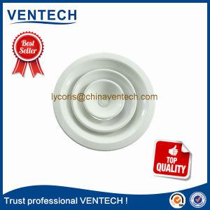 Round Ceiling Plastic Damper Diffuser pictures & photos