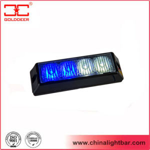 Auto Amber Blue LED Grille Light Head (SL6201) pictures & photos