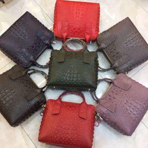 China Wholesale Leather Handbag / Lady′s Tote Handbag Ma1662 pictures & photos