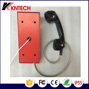 Hot Line Dialer Without Keypad Phone Knzd-14 Kntech pictures & photos
