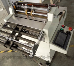 Fast Cutting Speed, Foil, Foam, PVC, Roll to Sheet Cutting Machine 420 pictures & photos