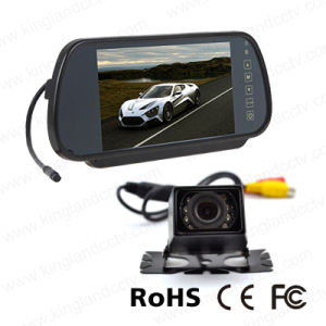 7inches LCD Digital Screen Mirror Monitor with Car Mini Camera pictures & photos