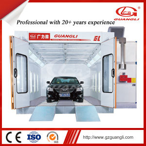 Factory Supply High Quality Auto Spraying Booth Painting Equipment (GL2000-A1) pictures & photos