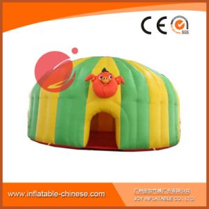 2017 Colorful Advertising Inflatable Tent (1-110) pictures & photos