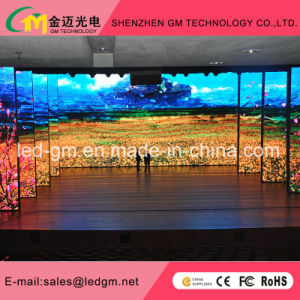 Indoor Stage Show Video Wall, HD P6 SMD Full Color Rental LED Display pictures & photos