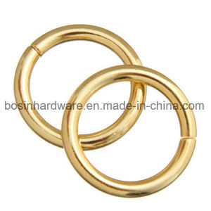 Gold Plated Steel Jump Split Ring pictures & photos