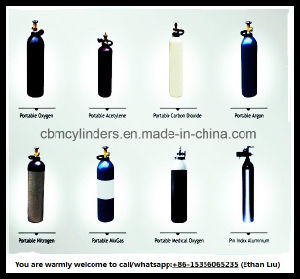 3.4L Steel Gas Cylinder pictures & photos