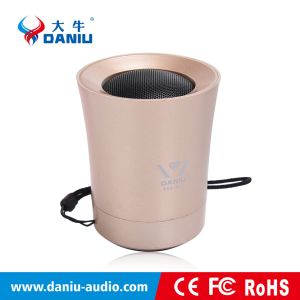2016 New Bluetooth Speaker with 400mAh Chargeable Battery pictures & photos