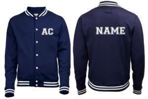 Wholesale Custom Varsity American Style Coat Jacket (A811) pictures & photos