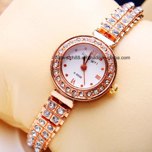 Wholesale Quartz Fashion Lady Jewelry Watch for Women pictures & photos