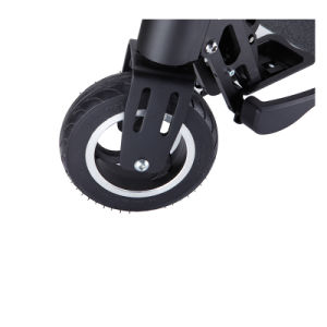 Hot Sells 2 Wheel Adjustable Fold Handlebar Balancing Scooter 6inch pictures & photos