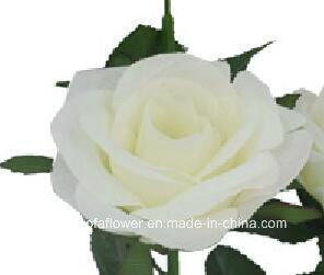 Artificial/Plastic/Silk Flower Single Stem of Rose (XF30034) pictures & photos