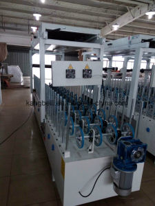 MDF board Deocrative Woodworking Wrapping Machine pictures & photos