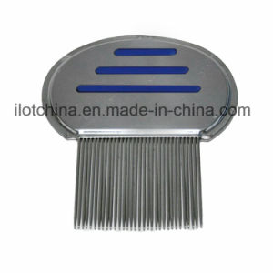 Ilot Stainless Steel Flea Comb with Long Tooth pictures & photos