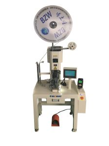 Automatic Pressure Adjusting Servo Crimping Machine with Industrial Control Type pictures & photos