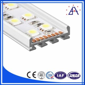 Mould Fee Free Anodizing Aluminum LED Mounting Channel pictures & photos