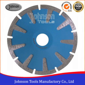 125mm Sintered Concave Blade T Shaped Granite Cutting Saw Blade pictures & photos