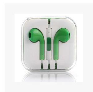 Mobile Phone New 2016 for iPhone Earphone with Mix Colours pictures & photos