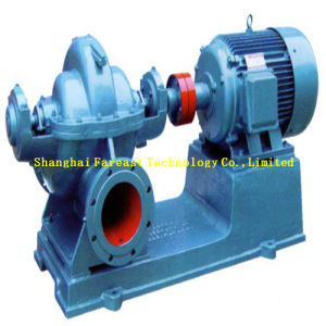 Single Stage Double Suction Pipeline Pump pictures & photos