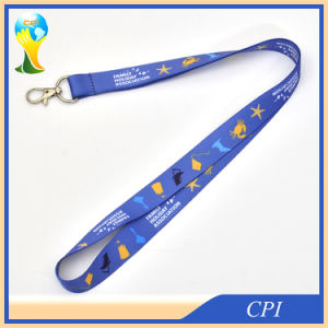 Cute Blue Lanyard Strap Neck Lanyard pictures & photos