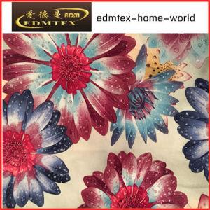Polyester Italian Printing Velvet Fabric (EDM20160819) pictures & photos