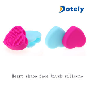 Heart Shape Silicone Brush Eggs Wash Brush pictures & photos