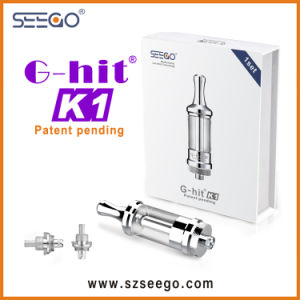 Fashion G-Hit Hookah Electronic Cigarette From Seego, Electronic Cigarette Mouthpiece pictures & photos