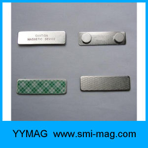 High Quality and Low-Cost Magnets for Name Tags pictures & photos