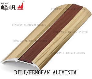 Multi-Function Covering Profile for Laminate Floor pictures & photos