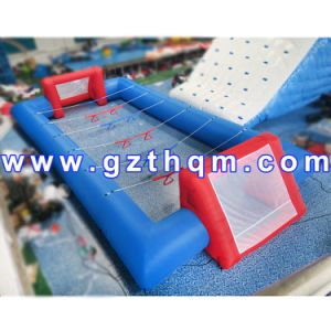 Outdoor Inflatable Sport Games Football Field/Inflatable Football Court Factory pictures & photos