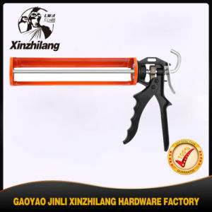 Hot Sale Skeleton Heavy Duty Caulking Gun Gluegun pictures & photos