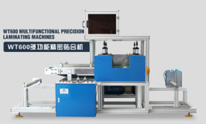 Wt600 Multifuctional Precision Laminating Machine pictures & photos