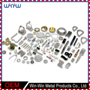 Chinese Metal Welding Washing OEM CNC Machine Parts pictures & photos