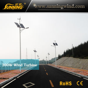 Wind Power Solar Power for Lights pictures & photos