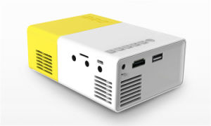 HD1080 Portable LED Mini Home Projector Yg300 pictures & photos