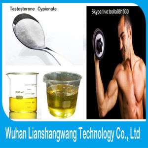Semi-Finihsed Injectable Steroids Testosterone Cypionate for Male Fat Loss pictures & photos