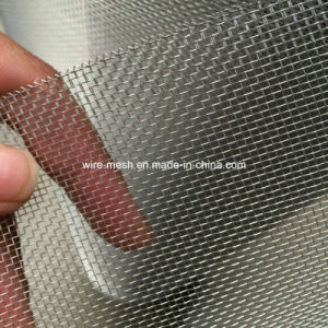 Aluminum Mesh/Aluminum Fly/Mosquito Wire Mesh pictures & photos
