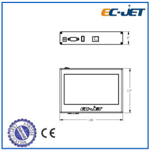 Expiry Date Coding Continuous Inkjet Printer for Carton Printing (ECH700) pictures & photos