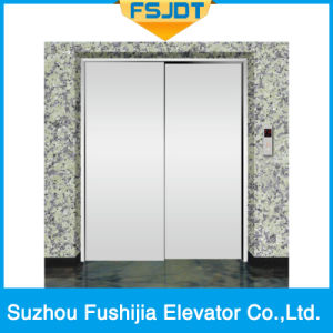 Capacity 2000kg Machine Roomless Freight Goods Elevator with Powerful Carrying Ability pictures & photos