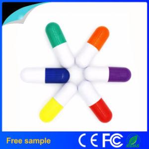 Cartoon Pill USB Flash Drive Medicine USB 2.0 Memory Stick pictures & photos