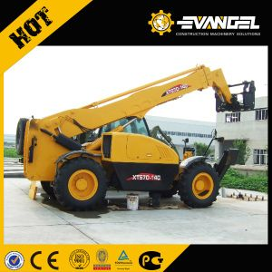 Xcm 4WD Telescopic Handler Forklift (XT670-140) for Slae pictures & photos