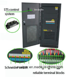 Static Transfer Switch with Gsts25A/32A/40A/63A/100A UPS pictures & photos